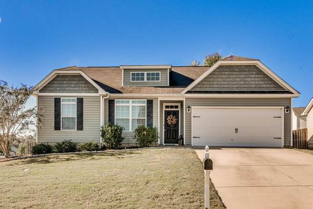 913 Westlawn Drive, Grovetown, GA 30813 (MLS #461832) :: Young & Partners