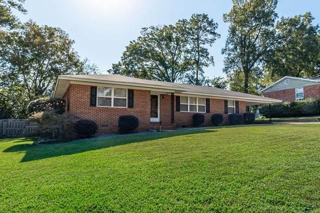 1106 Oakdale Road, Augusta, GA 30904 (MLS #461874) :: RE/MAX River Realty