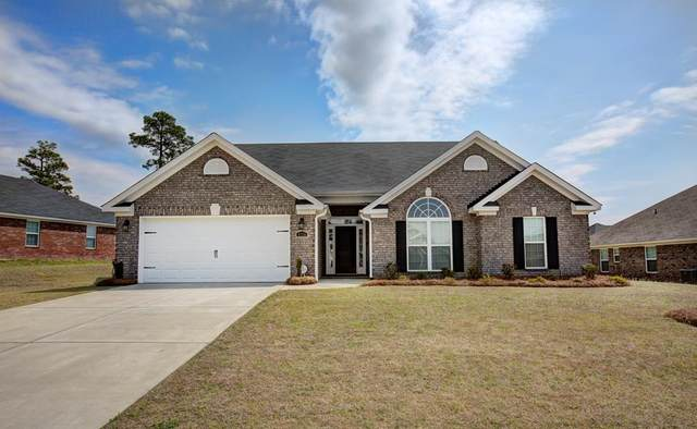 4728 Weldon Adams Drive, Hephzibah, GA 30815 (MLS #461879) :: For Sale By Joe | Meybohm Real Estate