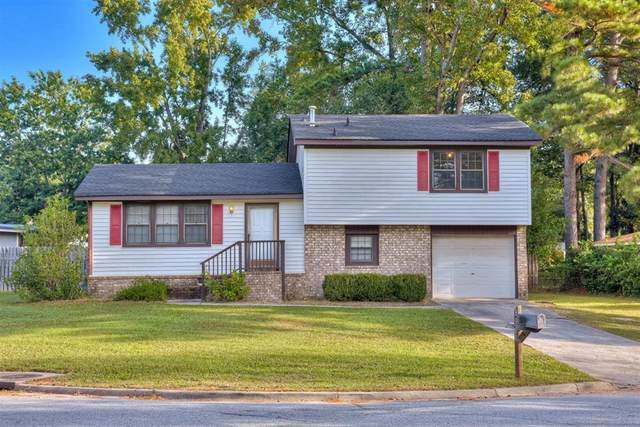 3961 Old Trail Road, Augusta, GA 30907 (MLS #461895) :: RE/MAX River Realty