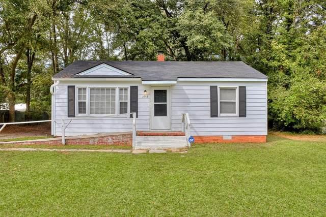 2543 Rhodes Drive, Augusta, GA 30906 (MLS #461923) :: Young & Partners