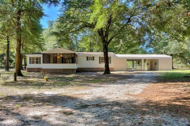 921 Hephzibah Mcbean Road, Hephzibah, GA 30815 (MLS #461930) :: For Sale By Joe | Meybohm Real Estate