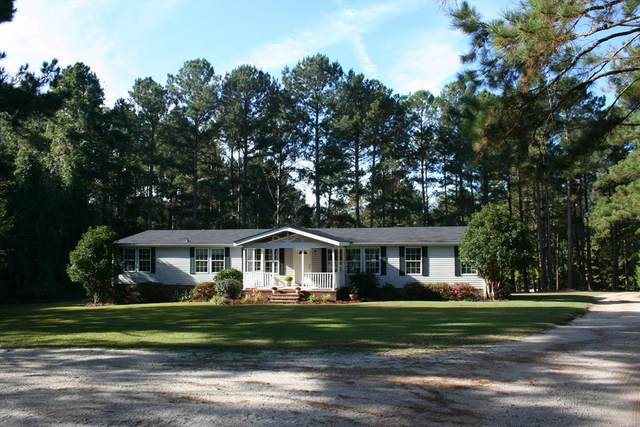 7530 Winfield Road, Appling, GA 30802 (MLS #461938) :: Young & Partners