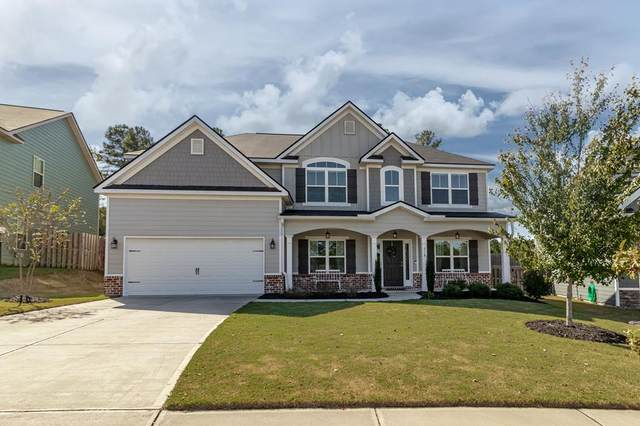 218 Torrey Pine Trail, Evans, GA 30809 (MLS #461942) :: Melton Realty Partners
