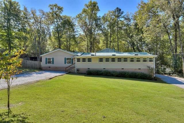 1041 West Lake Drive, Lincolnton, GA 30817 (MLS #461946) :: Melton Realty Partners