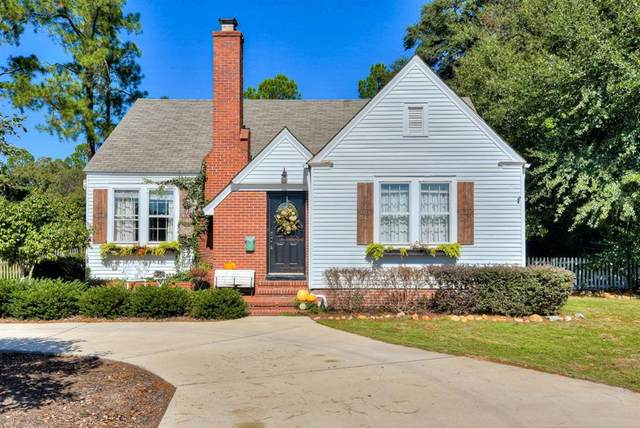 3015 Wrightsboro Road, Augusta, GA 30909 (MLS #461982) :: Shannon Rollings Real Estate
