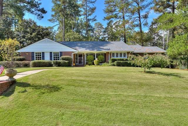 747 Carlisle Road, Augusta, GA 30909 (MLS #461985) :: Shannon Rollings Real Estate