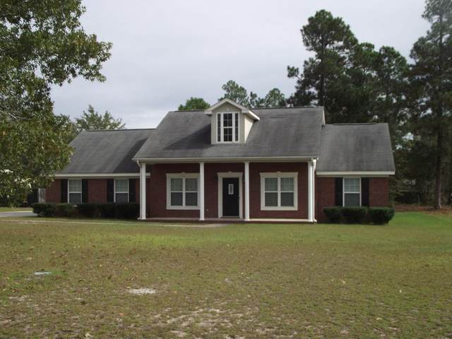 1229 Oakridge Plantation Drive, Hephzibah, GA 30815 (MLS #462005) :: Shannon Rollings Real Estate