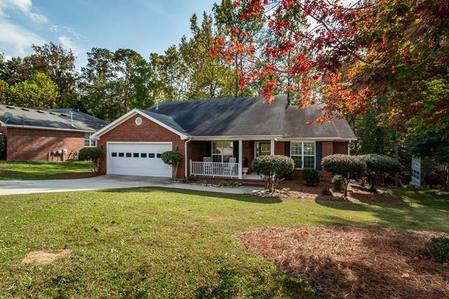 4586 Country Glenn Circle, Grovetown, GA 30813 (MLS #462006) :: RE/MAX River Realty