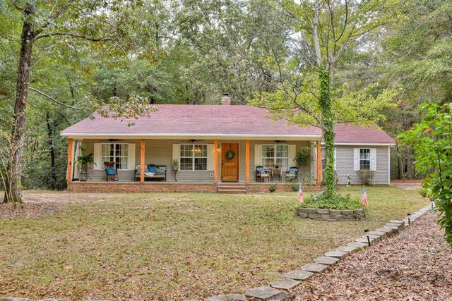 111 Willow Springs Circle, Waynesboro, GA 30830 (MLS #462009) :: RE/MAX River Realty