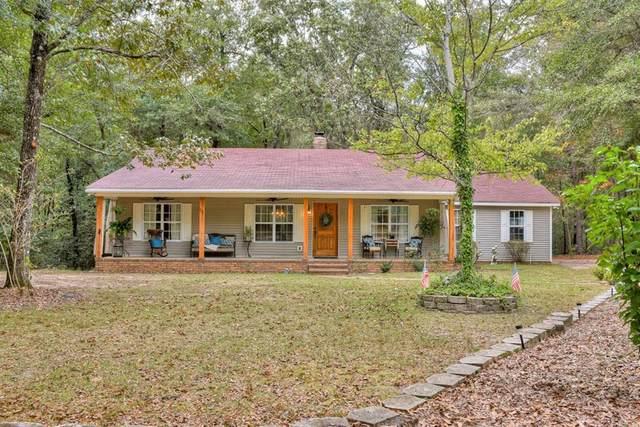111 Willow Springs Circle, Waynesboro, GA 30830 (MLS #462009) :: Melton Realty Partners