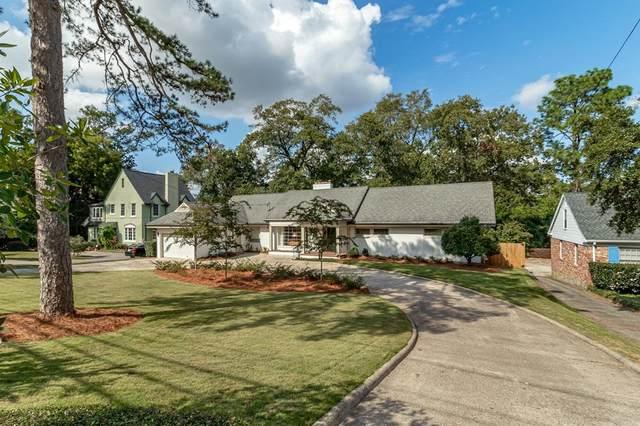 2723 Walton Way, Augusta, GA 30909 (MLS #462015) :: Tonda Booker Real Estate Sales