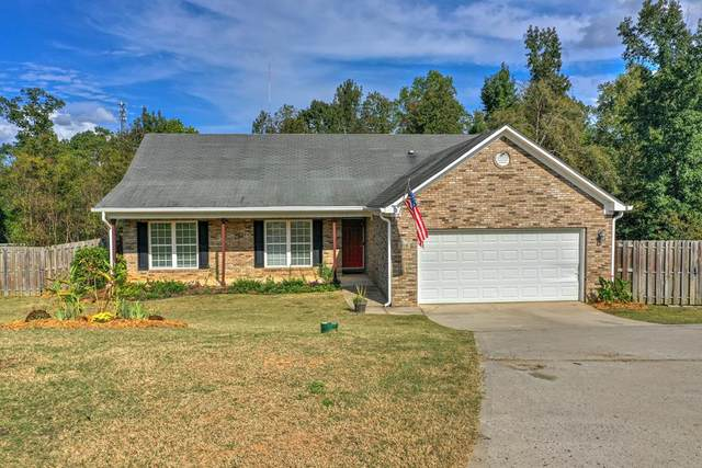 318 Frick Lane, Grovetown, GA 30813 (MLS #462019) :: RE/MAX River Realty