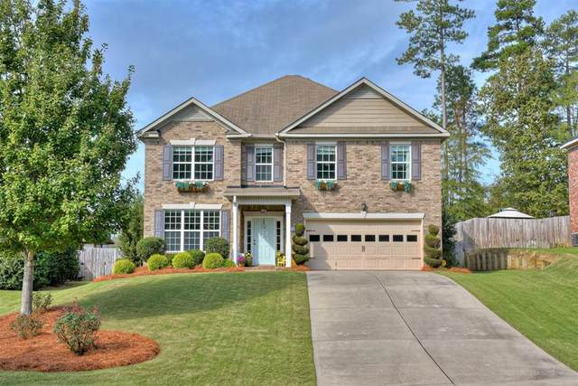 137 Blair Drive, North Augusta, SC 29860 (MLS #462020) :: Melton Realty Partners
