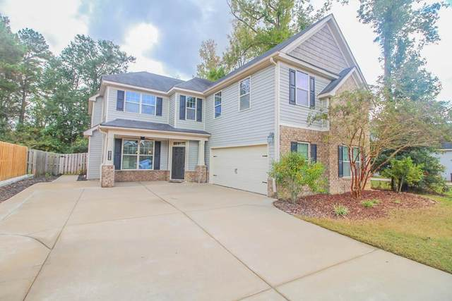 8029 Battle Street, Grovetown, GA 30813 (MLS #462023) :: Better Homes and Gardens Real Estate Executive Partners