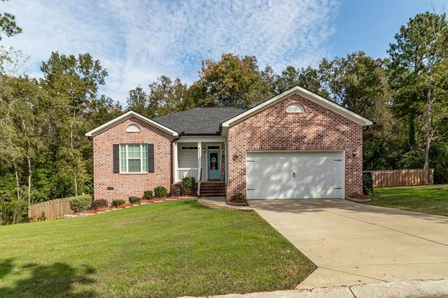 2801 Springwood Drive, Augusta, GA 30909 (MLS #462028) :: Better Homes and Gardens Real Estate Executive Partners