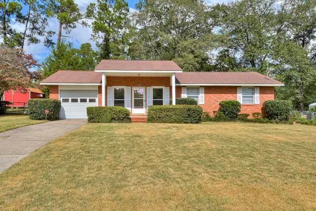 1605 Wildwood Drive, Augusta, GA 30909 (MLS #462030) :: Melton Realty Partners