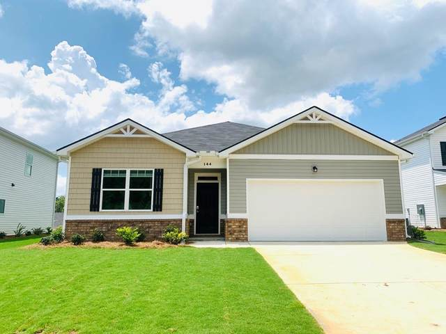 141 Lookout Loop, North Augusta, SC 29841 (MLS #462033) :: Southeastern Residential