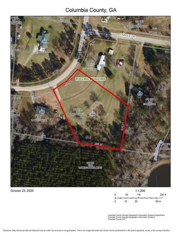 204 Langston Drive, Grovetown, GA 30813 (MLS #462038) :: Southeastern Residential