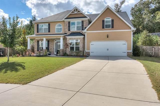 743 Porter Lane, Grovetown, GA 30813 (MLS #462069) :: Melton Realty Partners