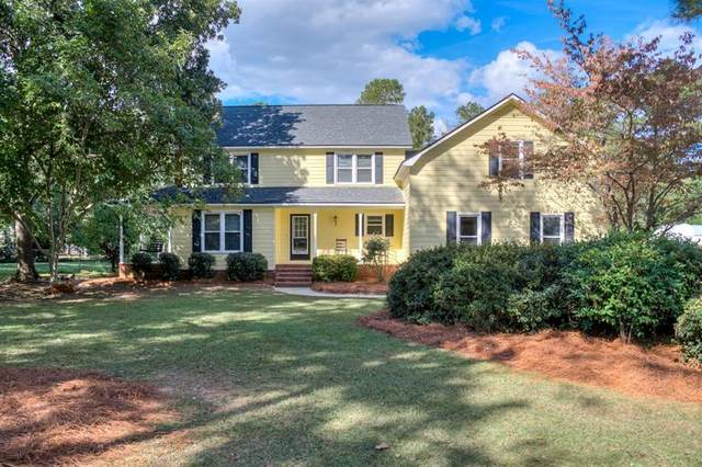 126 Fox Trail Drive, North Augusta, SC 29860 (MLS #462071) :: Melton Realty Partners