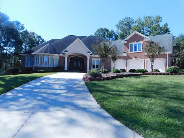 5 Moss Cove Lane, North Augusta, SC 29841 (MLS #462080) :: Southeastern Residential