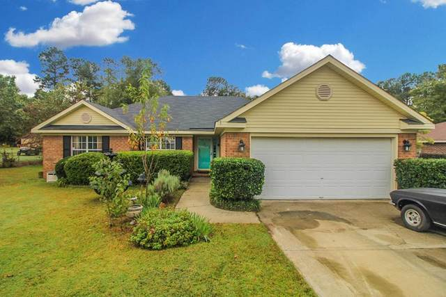 490 S Fairview Drive, Harlem, GA 30814 (MLS #462089) :: Young & Partners
