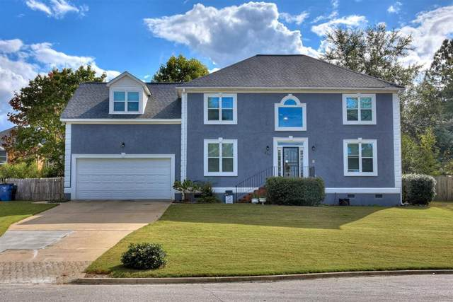 834 Woodberry Drive, Evans, GA 30809 (MLS #462099) :: Melton Realty Partners