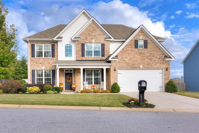 3118 Kissing Creek Run, Graniteville, SC 29829 (MLS #462111) :: Melton Realty Partners