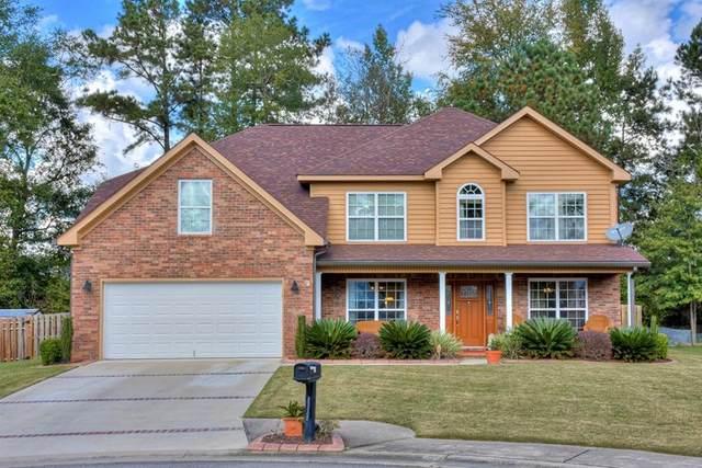 5054 Reynolds Way, Grovetown, GA 30813 (MLS #462129) :: Southeastern Residential