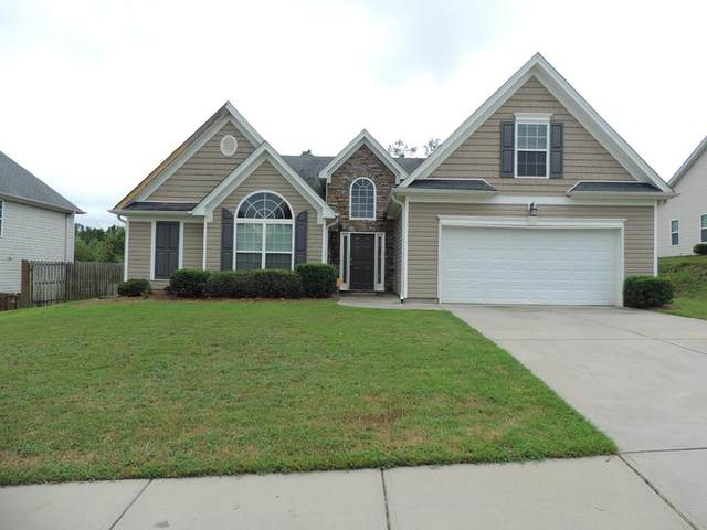 6032 Great Glen Drive, Grovetown, GA 30813 (MLS #462133) :: Young & Partners