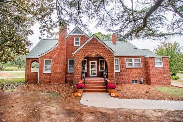 1306 Hayne Avenue, Aiken, SC 29801 (MLS #462149) :: Melton Realty Partners