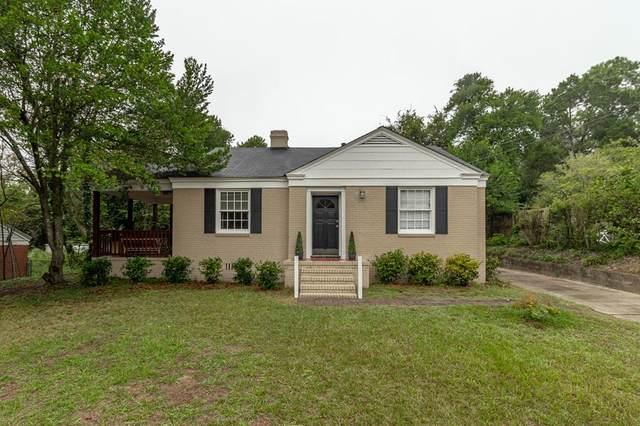 1735 Berkeley Road, Augusta, GA 30904 (MLS #462157) :: RE/MAX River Realty