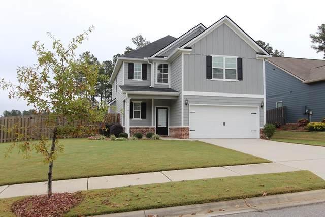 430 Yellow Pine Trail, Evans, GA 30809 (MLS #462171) :: Shannon Rollings Real Estate