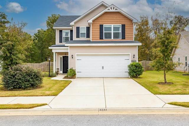 3232 Alexandria Drive, Grovetown, GA 30813 (MLS #462183) :: Tonda Booker Real Estate Sales