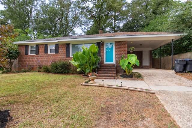 1131 Magnolia Drive, Augusta, GA 30904 (MLS #462185) :: For Sale By Joe | Meybohm Real Estate
