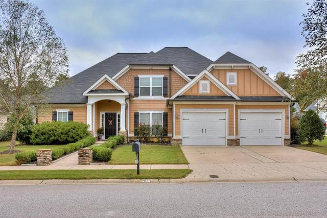 7011 Banbury Way, Grovetown, GA 30813 (MLS #462190) :: Southeastern Residential
