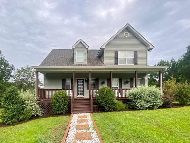 216 Lanham Road, Edgefield County, SC 29824 (MLS #462194) :: Southeastern Residential