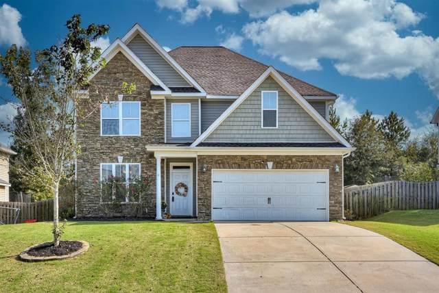 421 Keesaw Glen, Grovetown, GA 30813 (MLS #462205) :: RE/MAX River Realty