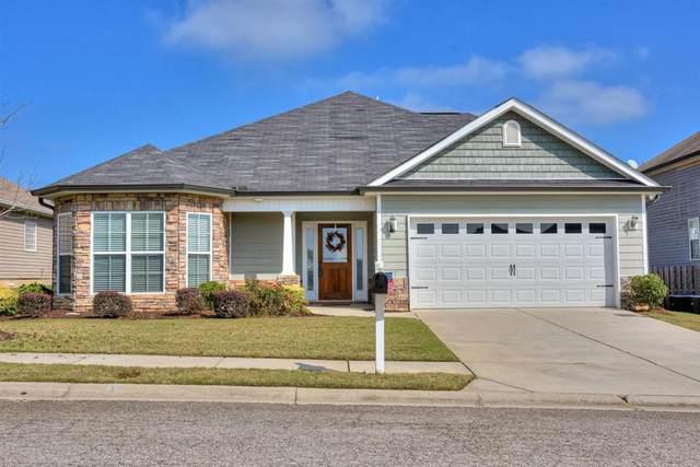751 Whitney Pass, Evans, GA 30809 (MLS #462229) :: For Sale By Joe   Meybohm Real Estate