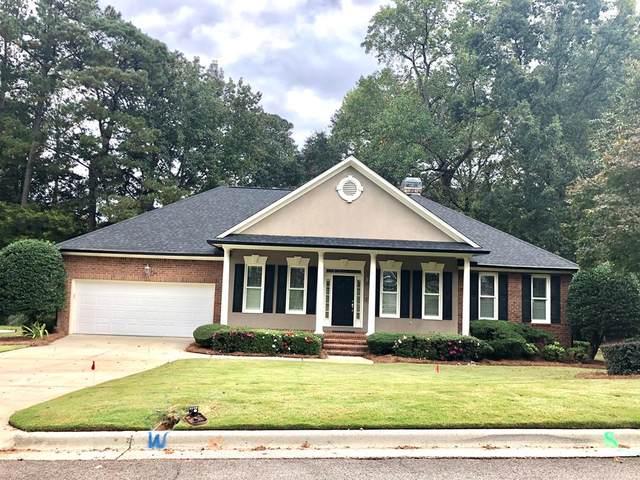 3692 El Cordero Ranch Springs Road, Augusta, GA 30907 (MLS #462230) :: Southeastern Residential
