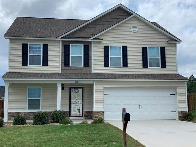 3107 Kissing Creek Run, Graniteville, SC 29829 (MLS #462240) :: Melton Realty Partners