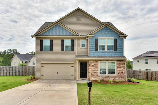 774 Telegraph Drive, Aiken, SC 29801 (MLS #462270) :: Melton Realty Partners