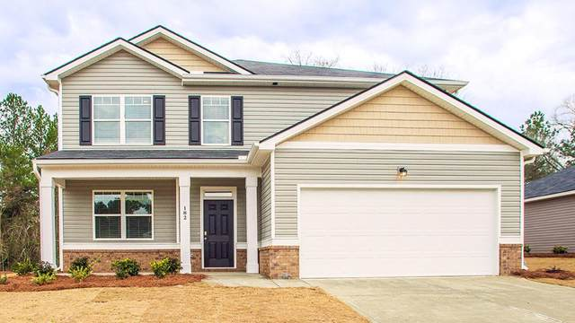 913 Hay Meadow Drive, Augusta, GA 30909 (MLS #462292) :: Better Homes and Gardens Real Estate Executive Partners