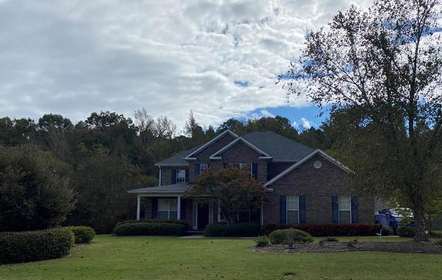 932 Windmill Pkwy, Evans, GA 30809 (MLS #462299) :: Tonda Booker Real Estate Sales