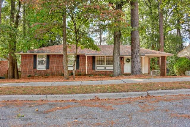 3223 Winding Wood Place, Augusta, GA 30907 (MLS #462306) :: Better Homes and Gardens Real Estate Executive Partners
