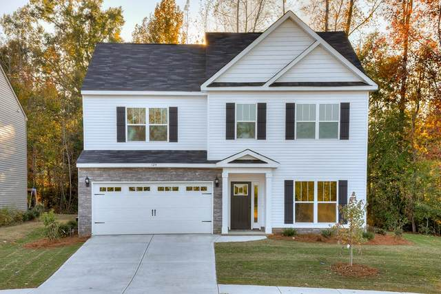 204 Swinton Pond Road, Grovetown, GA 30813 (MLS #462316) :: RE/MAX River Realty