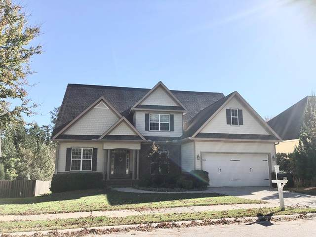 907 Napiers Post Drive, Evans, GA 30809 (MLS #462321) :: Young & Partners
