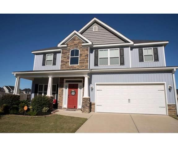 1341 York Drive, Grovetown, GA 30813 (MLS #462345) :: RE/MAX River Realty