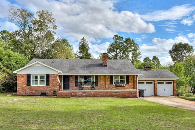 1819 Courtney Drive, North Augusta, SC 29841 (MLS #462350) :: Melton Realty Partners